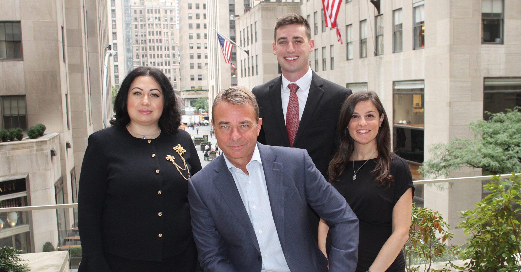 Frisk FIFTH AVENUE FINANCIAL CENTER - NEW YORK,NY   Merrill Lynch LW-82